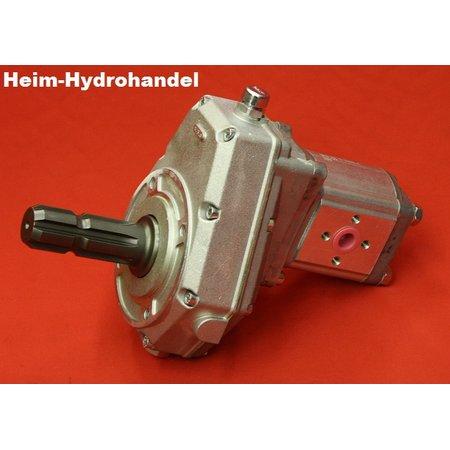 Zapfwellengetriebe Gr2 Mit Stummel Pumpe 225cm³ 15500 Euro